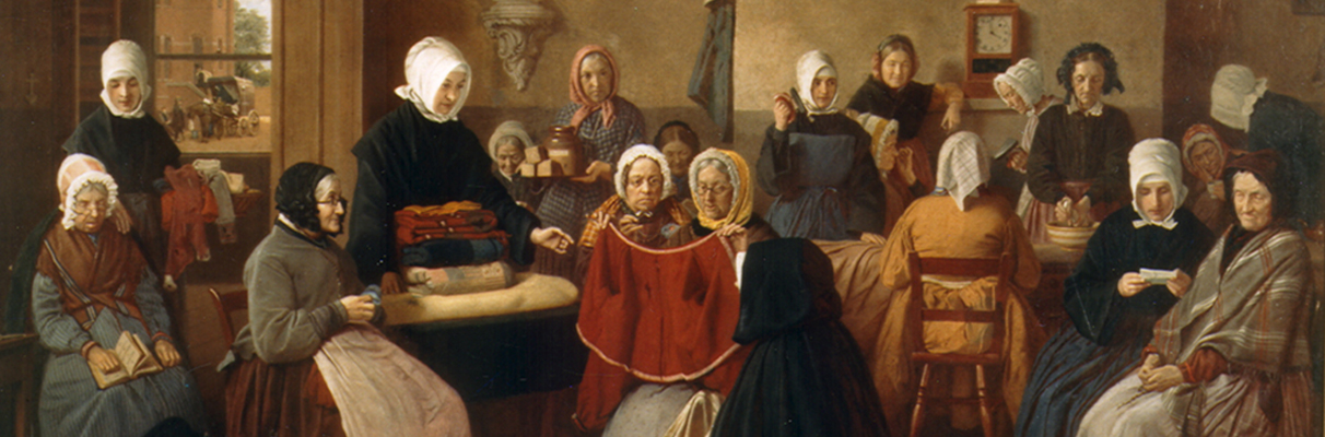 Our History Little Sisters Of The Poor Connecticut